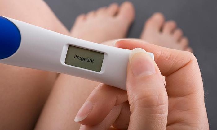 Нетрадиционные тесты на беременность - 31 октября 2012 - персональный сайт