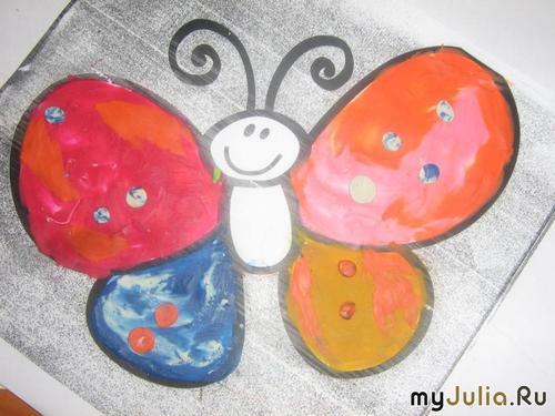 Способы нестандартного рисования: дети - женская социальная сеть myjulia.ru