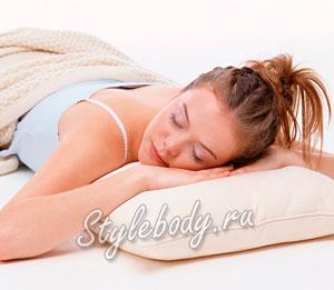 Метод омоложения организма во сне