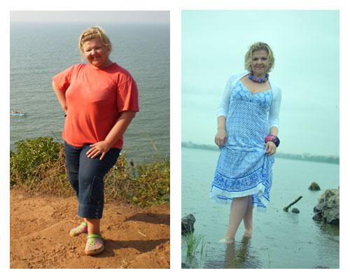 Сыроедение до и после. фотоотчет :)