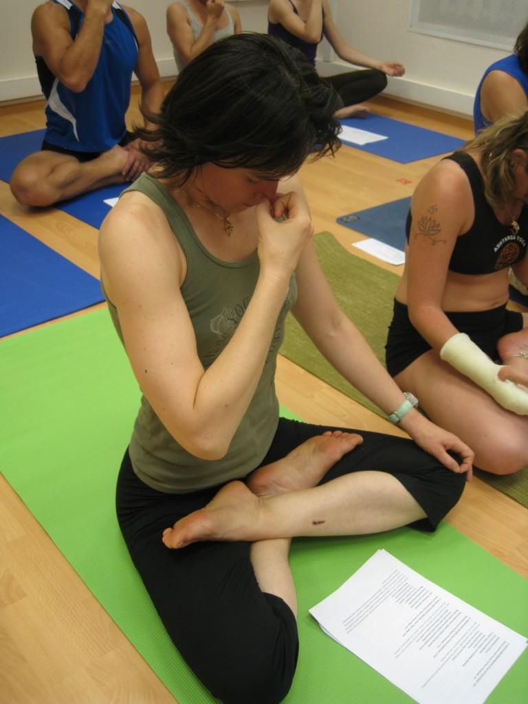 Пранаяма, прана йога, яма, дыхание в йоге